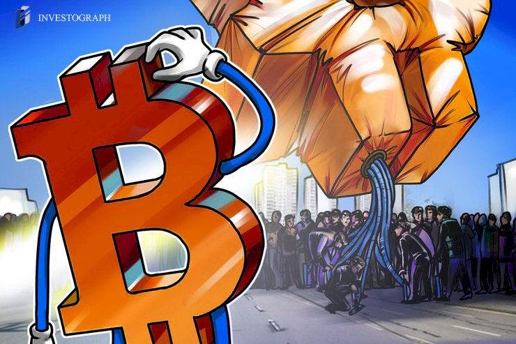 Steve Forbes: 'Bitcoin Is a High-Tech Cry for Help'