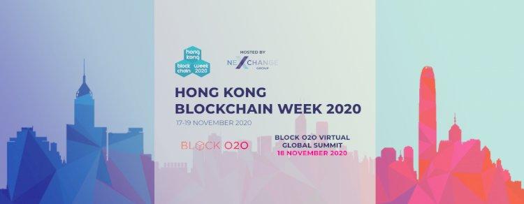 Hong Kong Blockchain Week Virtual