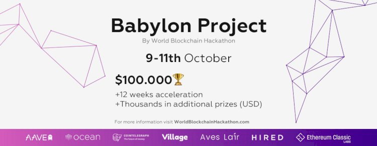Babylon Blockchain Hackathon