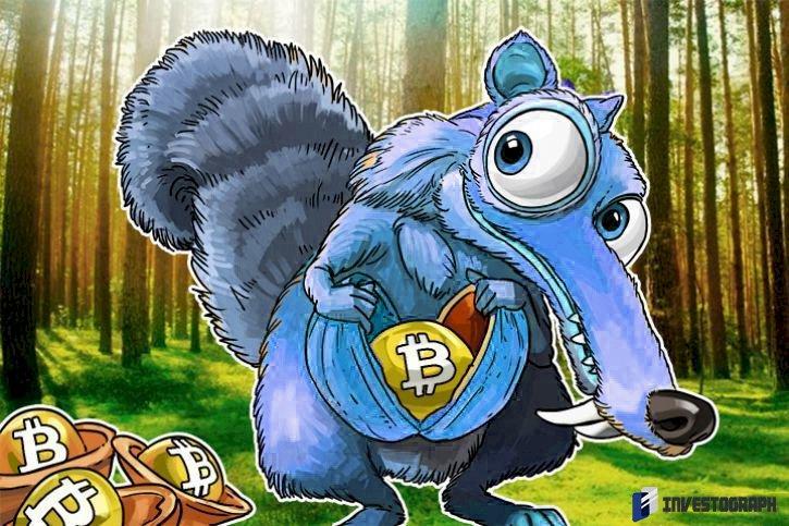 A 2016-level massive Bitcoin price volatility spike might be near