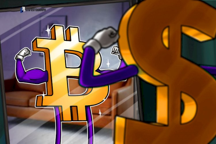 Not just Wall Street: Quant trader explains why Bitcoin price is going up