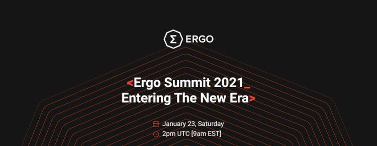 Ergo Summit 2021